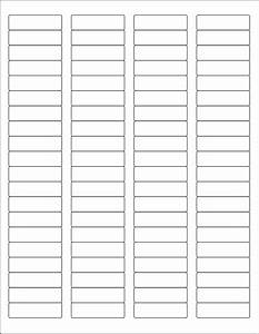 address labels template 5160 With avery 5160 return address label template