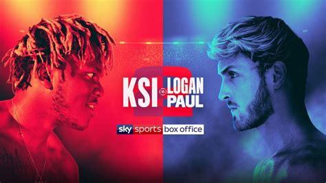 ksi  logan paul   stream     boxing