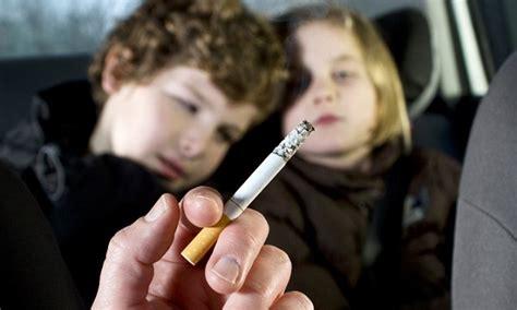 ban  smoking  cars   passed  weeks