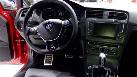 volkswagen golf 2017 interior 2017 volkswagen golf alltrack interior walkaround 2016 new