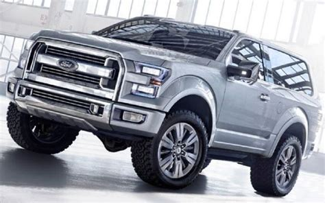 ford bronco coming    years  nice