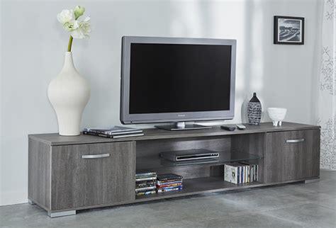Meuble Tv Namur Chene Prata L 218 X H 43 X P 42