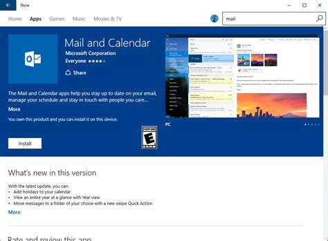 how to reset the mail app on windows 10 to fix email sync and other issues the windows site