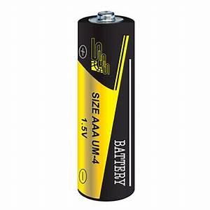 Zinc - manganese dry battery R6P
