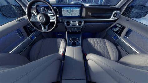 100  [ Mercedes G Wagon Red Interior ]   Mercedes Benz