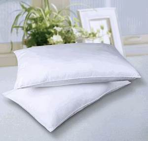 bed pillows cotton loft feather core bed pillow by With down pillow with feather core
