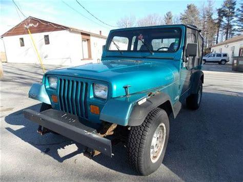 blue green jeep 1994 jeep wrangler teal green blue http www iseecars