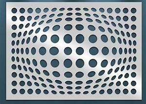 Grille Murale Deco : miroir illusion d 39 optique d co loft miroir design ~ Teatrodelosmanantiales.com Idées de Décoration