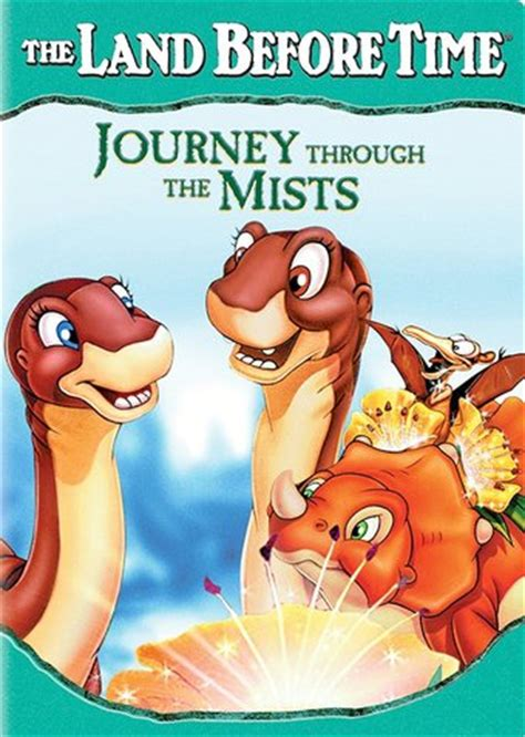 the land before time iv journey through the mists dvd 1996 directed by roy allen smith