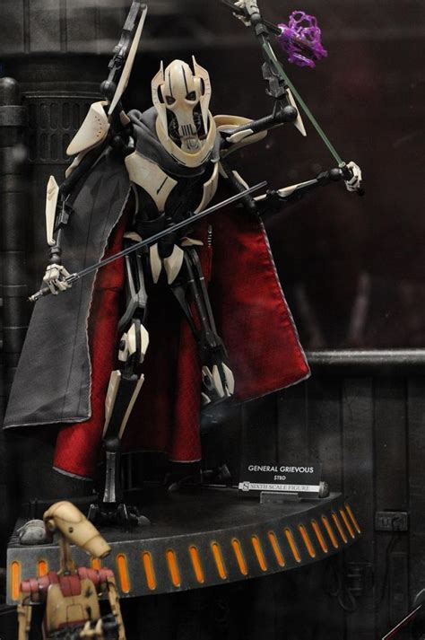 General Grievous - 1/6 Scale Figure [Sideshow Collectibles ...