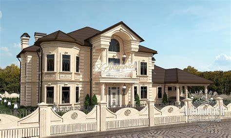 Facade of a Luxury Villa in Dubai