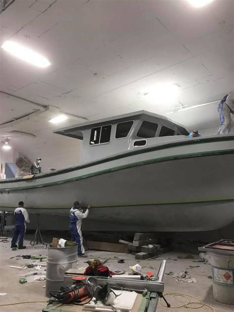 Lobster Boat Builders Pei by Booming Maritime Lobster Industry Means Waits For New
