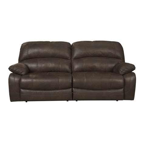 Faux Leather Recliner Sofa by Zavier Power Reclining Faux Leather Loveseat In