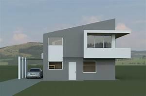 Villa 3d Models Turbosquid Com Modern House Model ~ loversiq