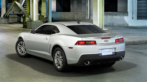 Buena Park Chevrolet by Used Silver Metallic 2014 Chevrolet Camaro 2dr Cpe Lt