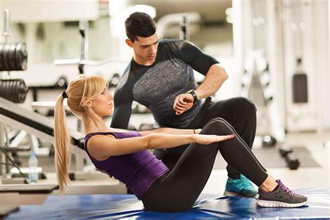 individual partner training fitness pointe