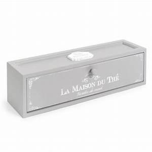 Boite De Rangement Maison Du Monde : bocaux et bo tes maisons du monde ~ Preciouscoupons.com Idées de Décoration