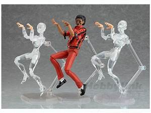 figma Michael Jackson Thriller Ver. by Max Factory ...
