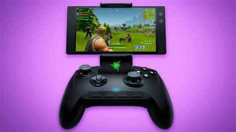 mobile controller android  ios top  fortnite
