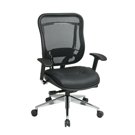shop office space seating black polished aluminum