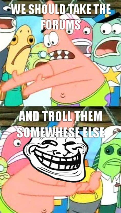 Patrick Moving Meme - image 151850 push it somewhere else patrick know your meme