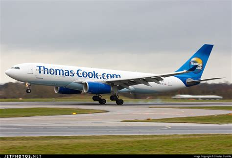 G-OJMC | Airbus A330-243 | Thomas Cook Airlines | Charles ...