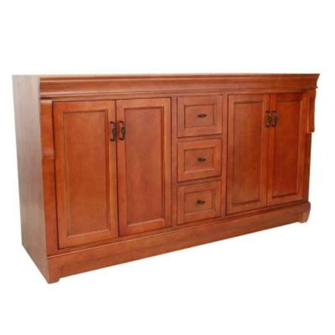 Home Depot Foremost Bathroom Vanities by Foremost Naples 60 In W X 21 5 8 In D X 34 In H Vanity
