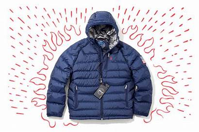 Polo Jacket Jackets Heated Ralph Lauren Charge