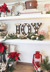 You, Can, U0026, 39, T, Stop, Staring, At, These, Stunning, Christmas, Shelf, Decor, Ideas