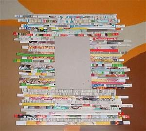 Fabriquer Un Cadre Photo : cadre r cup 39 tuto pour fabriquer loisirs cr atifs ~ Dailycaller-alerts.com Idées de Décoration