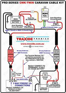 12 Pin Caravan Plug Wiring Diagram