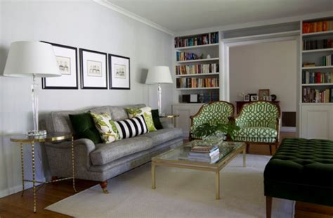 Green And Grey Living Room Walls by 37 Green And Grey Living Room D 233 Cor Ideas Digsdigs