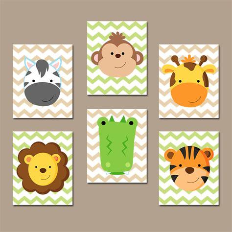 decoration chambre bebe theme jungle baby nursery decor chic baby zoo animals nursery themes