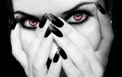 Gothic Roses Dark Witch Fantasy