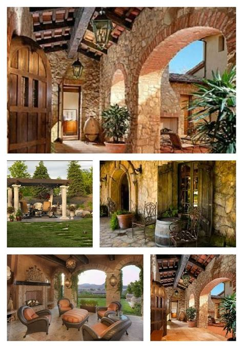 tuscan landscape ideas 575 best tuscan style images on pinterest