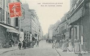 cpa france 94 quotcharenton le pont rue des carrieres With serrurier charenton le pont