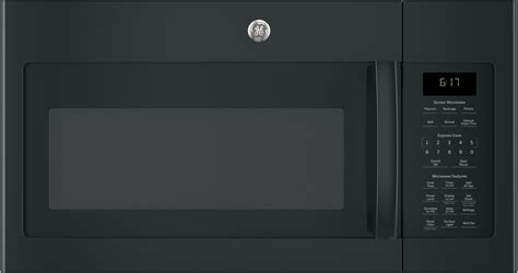 jvmdkbb ge  cu ft   range microwave black