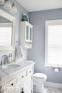Blue Bathroom Paint Ideas | Small Bathroom