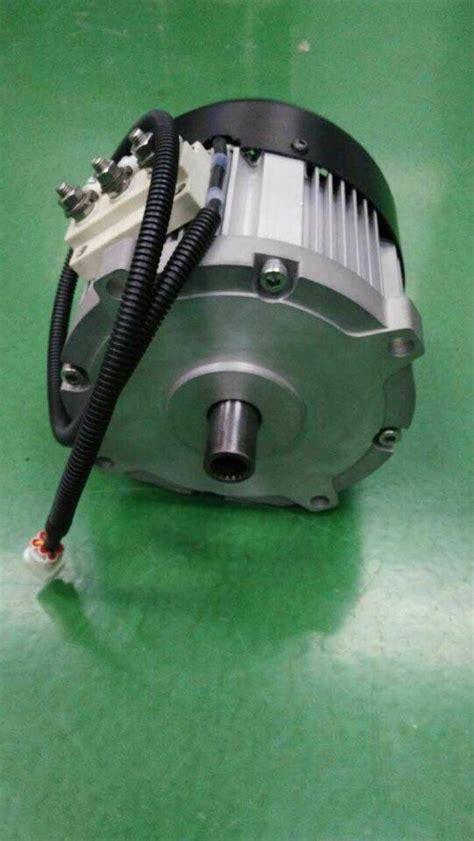 DC Motor 2kw 3kw 24V Brushless Motor High Speed Chinese ...