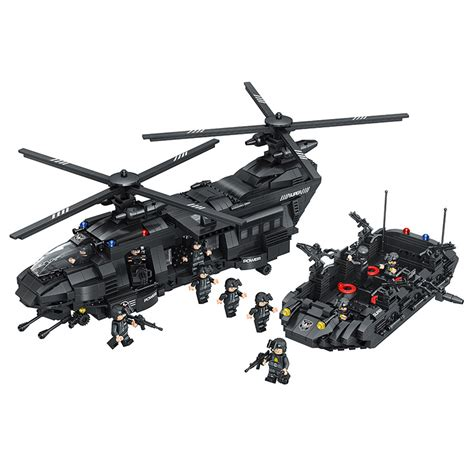 Military Army War Special Police Force Ch 47 Chinook