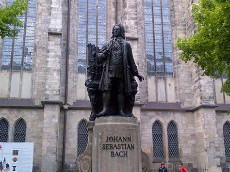 Johann Sebastian Bach – St. Thomas Church, Leipzig ...