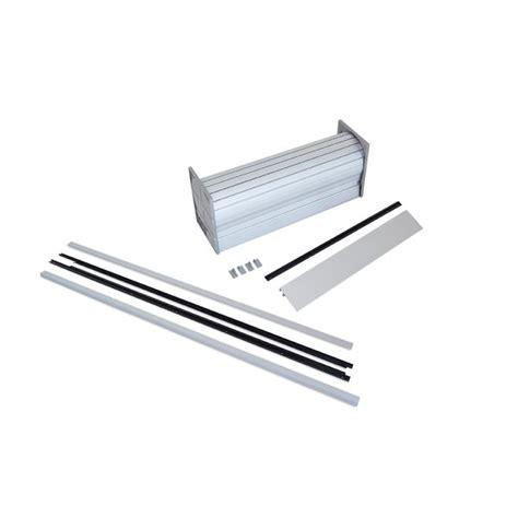 rideau sut en aluminium emuca 600x1500 la quincaillerie