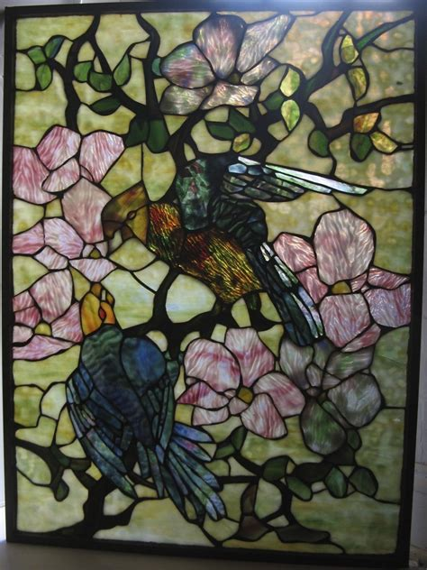tiffany stained glass l tiffany style window parrot stained glass from blacktulip