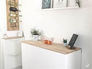 Ikea Sideboard Küche : ikea hack metod wandschrank als sideboard teil ii ~ Lizthompson.info Haus und Dekorationen
