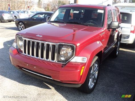 red jeep liberty 2012 2012 deep cherry red crystal pearl jeep liberty jet 4x4