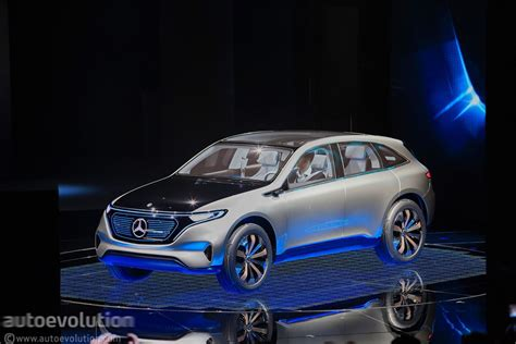 Mercedesbenz' Eq Line Of Electric Vehicles Could Get