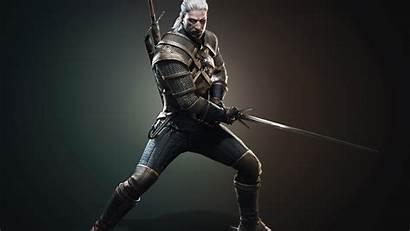 Witcher Geralt 4k Rivia Hunt Wild Wallpapers
