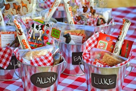 farm themed party ideas  inspiration toddler friends