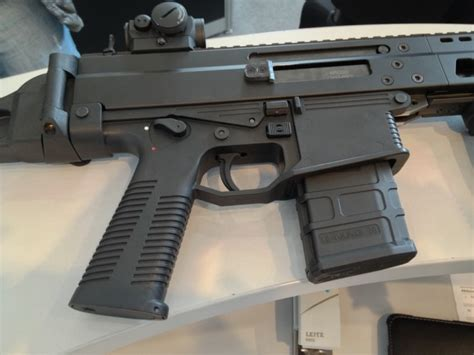 exclusive bt apc prototype  rifle  firearm blog