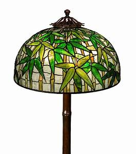 rare tiffany bamboo floor lamp lights up to 241900 at With tiffany bamboo floor lamp